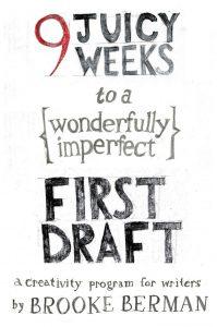 First Draft Book